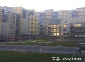 1-к квартира, 39 м²